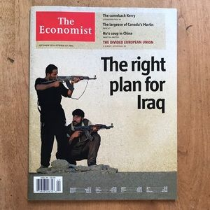 The Economist Magazine 2004
